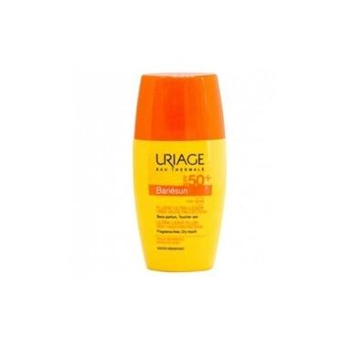 Uriage URIAGE Bariesun Fluide Ultra-Leger SPF50+ 30 ml Renksiz